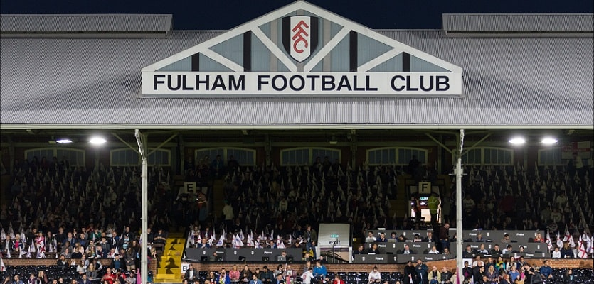 The fans of Fulham Football Club